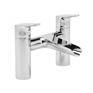 Laura Ashley Lucca Basin Mono & Bath Filler Pack In Chrome