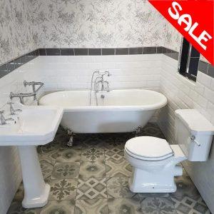 Rak Surface Mixed Decor Floor Tiles 300X300 (Box of 13)