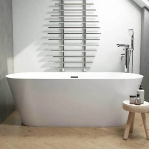 Lion Freestanding Double Ended Bath 1800x800mm