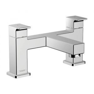 Hansgrohe Vernis Shape Bath Filler Tap In Chrome
