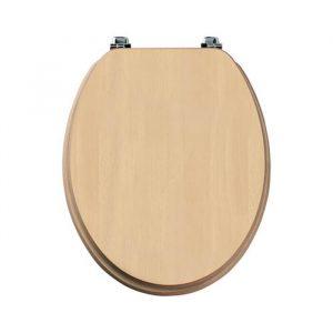 Tavistock Millennium Beech Wooden Toilet Seat