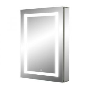 Harrison LED Illuminated Mirror Cabinet 500 x 700mm