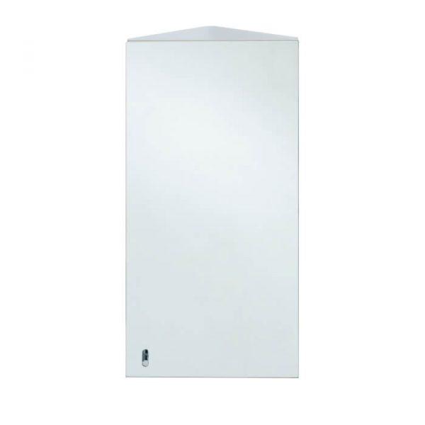 Resolve Corner Mirrored Cabinet 380 x 650mm