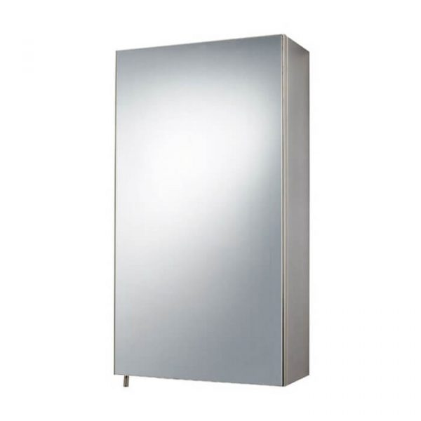 SPH Single Mirrored Stainless Steel Cabinet 300 x 550mm