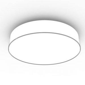 Simply LED Central Bathroom Chrome Ceiling Light